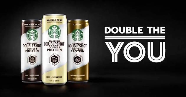 Stabucks Double Shot Commercial