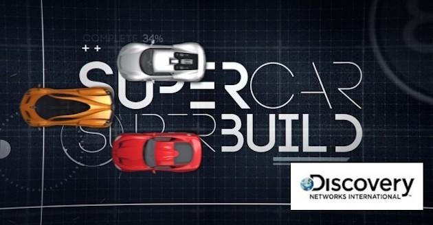 Supercar Superbuild Discover Channel